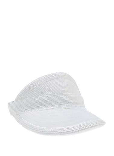 Eugenia Kim Şapka Beyaz